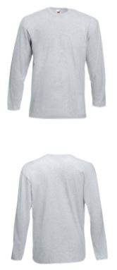 Adult Long Sleeved T-Shirt